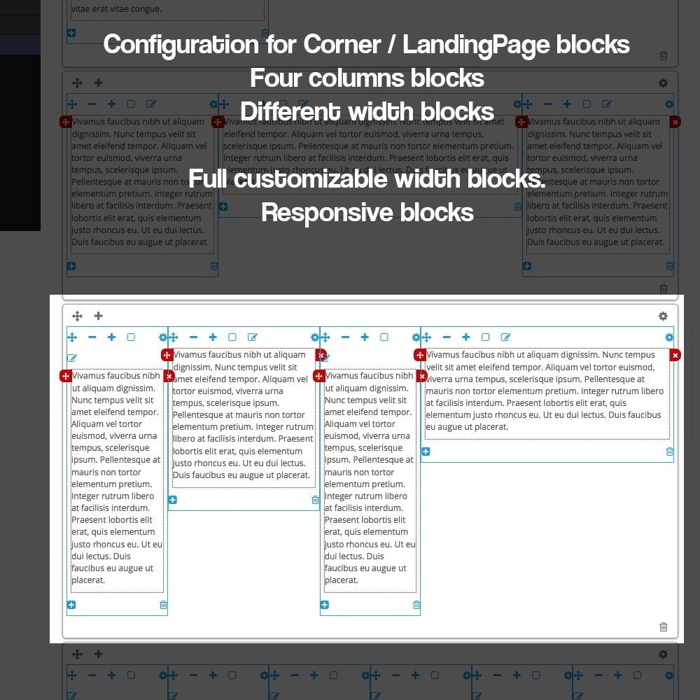 module - SEO - Landing pages, cornes or microsites creator - 16