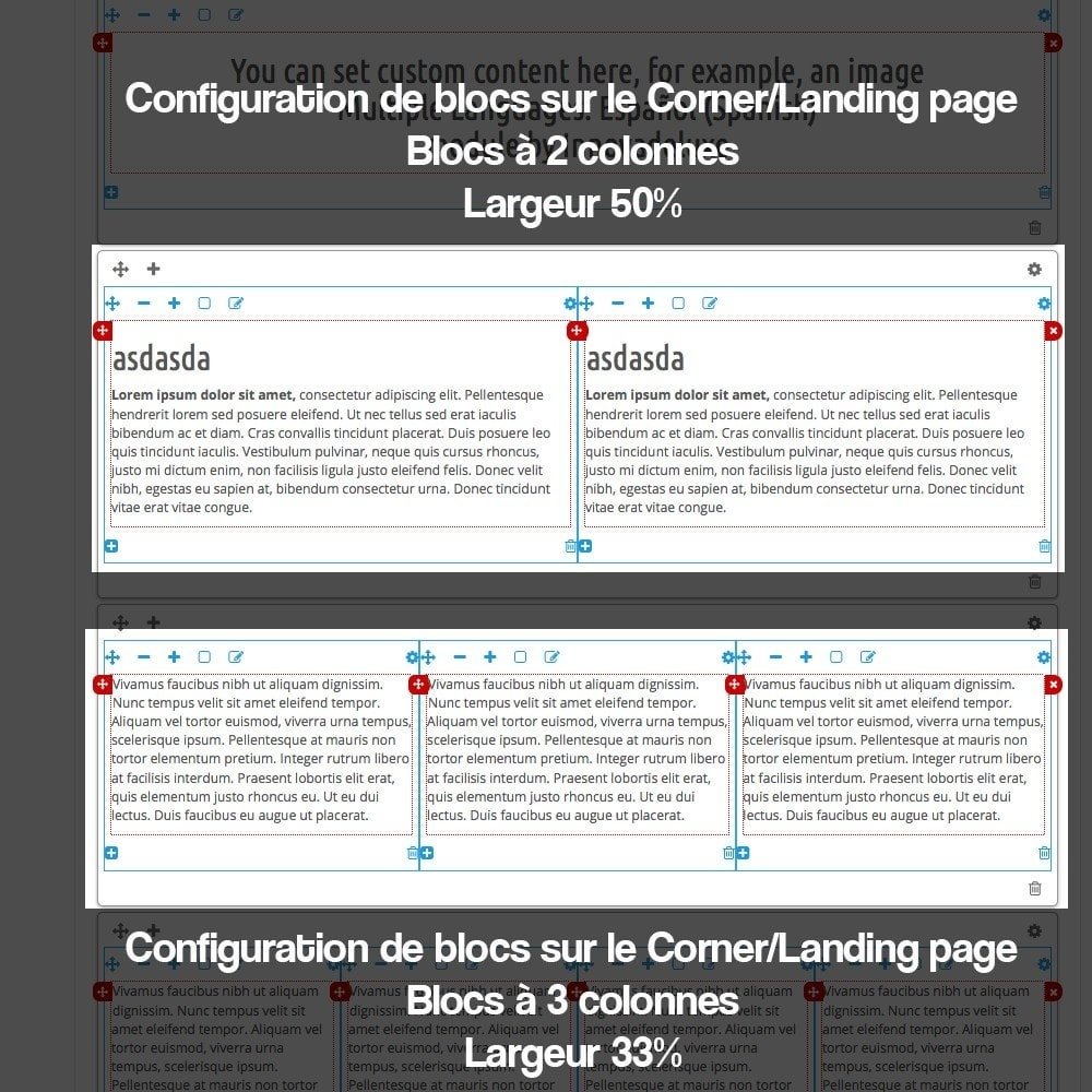 module - SEO (référencement naturel) - Créateur de Landingpages (corners) pour des marques - 12