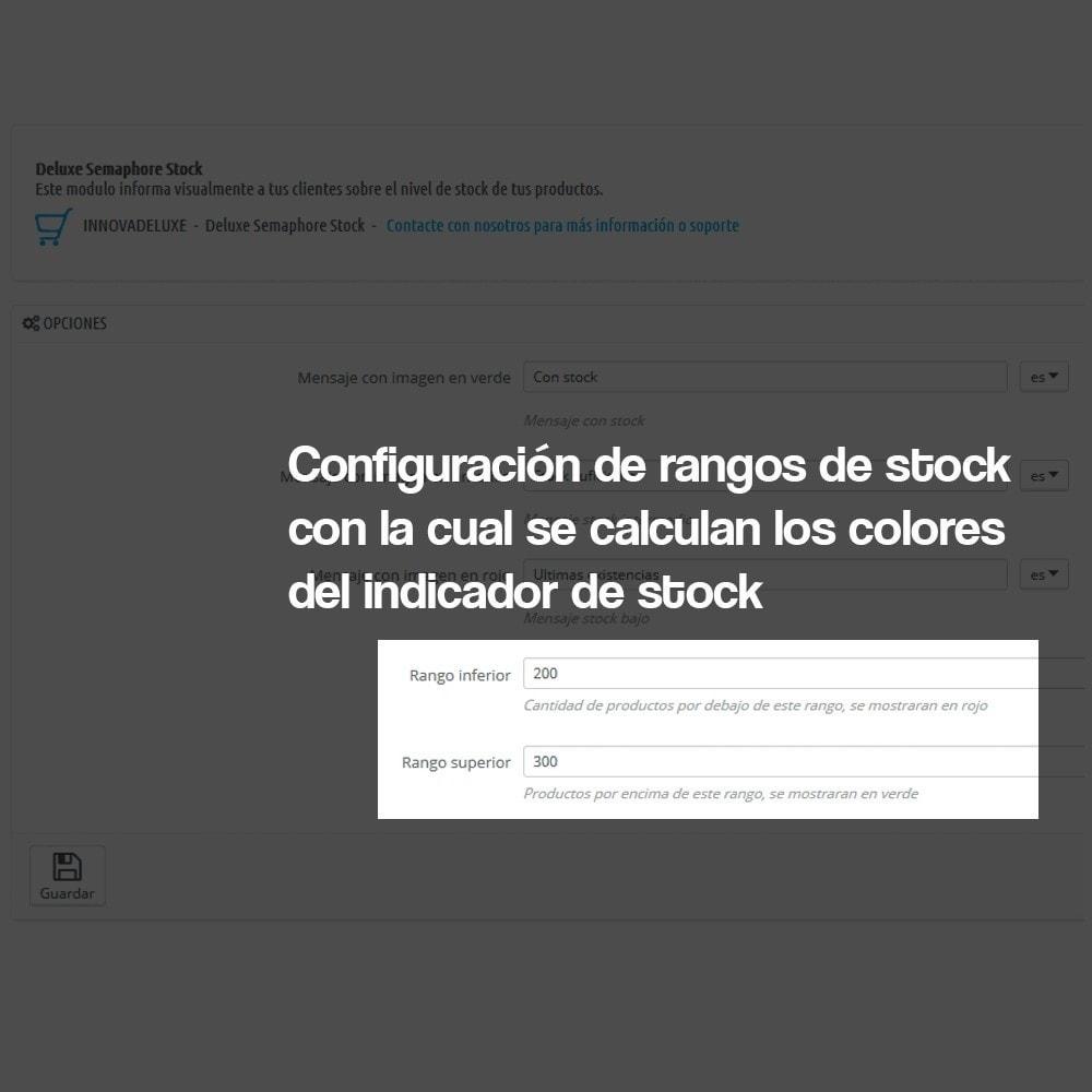 module - Informaciones adicionales y Pestañas - Indicador de stock disponible en ficha de producto - 8