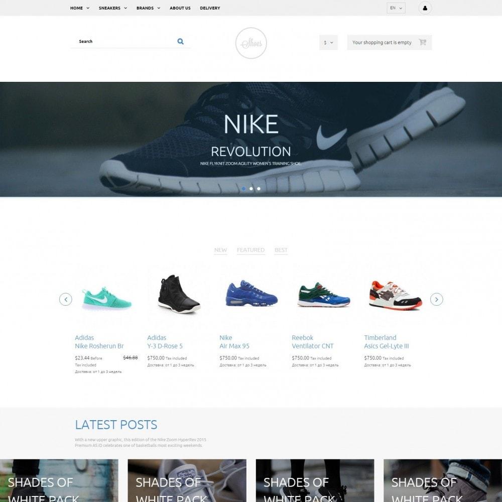 theme - Мода и обувь - Магазин Спортивной Обуви - 2