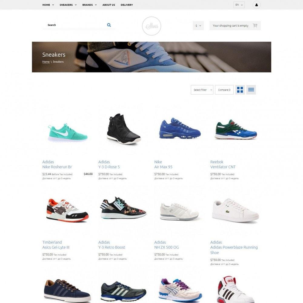 theme - Мода и обувь - Магазин Спортивной Обуви - 3