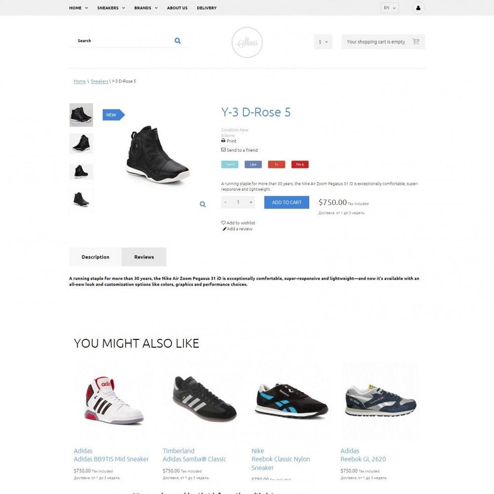 theme - Мода и обувь - Магазин Спортивной Обуви - 4