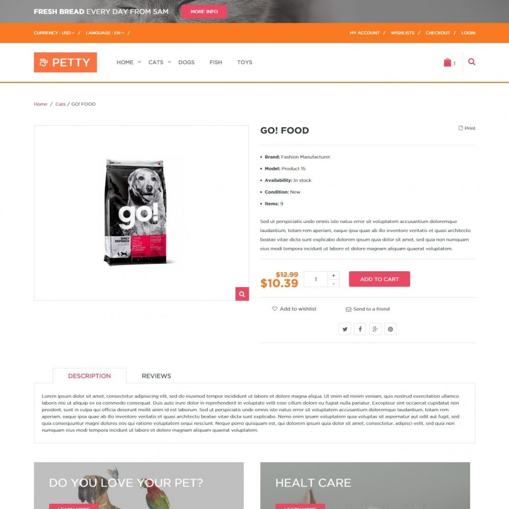 theme - Animaux - Animaux Boutique - 4