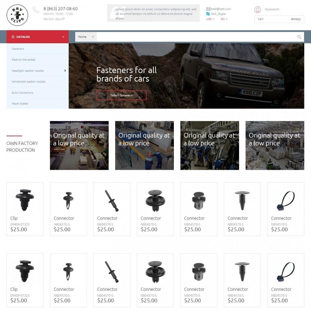 theme - Autos & Motorräder - Spare Parts - Auto-Teile-Shop - 1