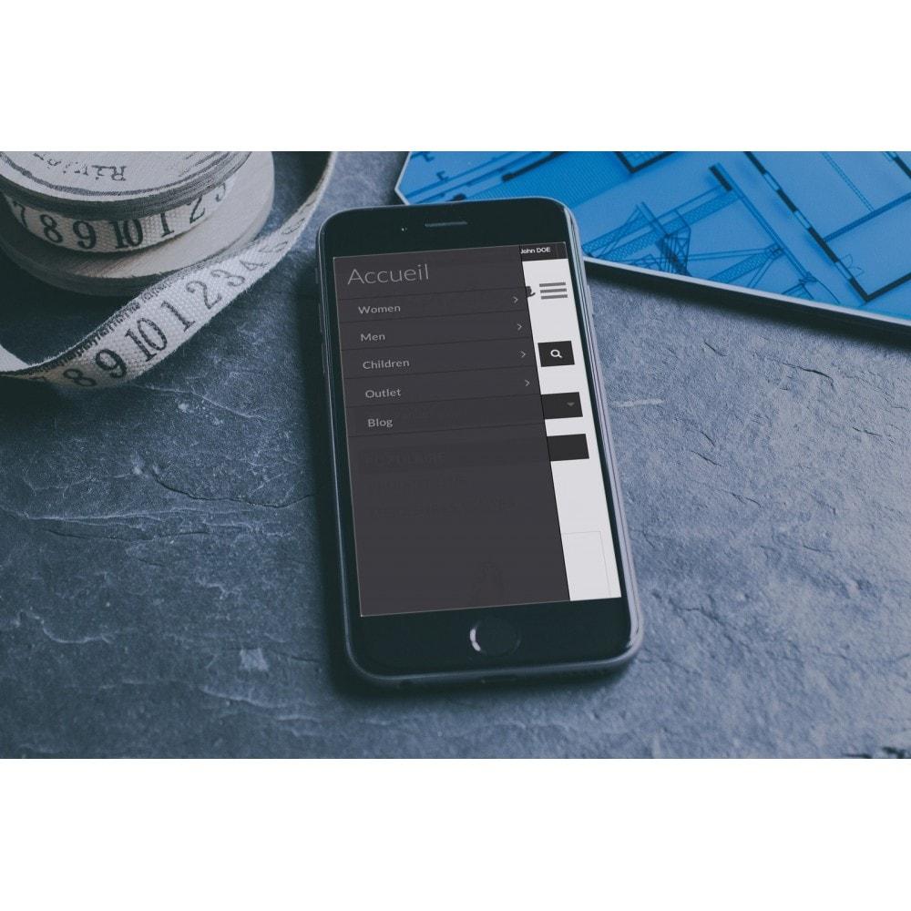 module - Mobile - Menu Pour Mobile - 5