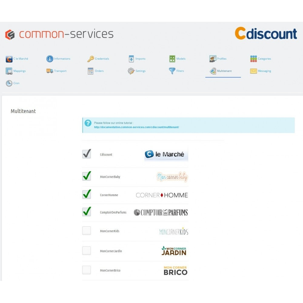 module - Marketplaces - Cdiscount Marketplace - 14
