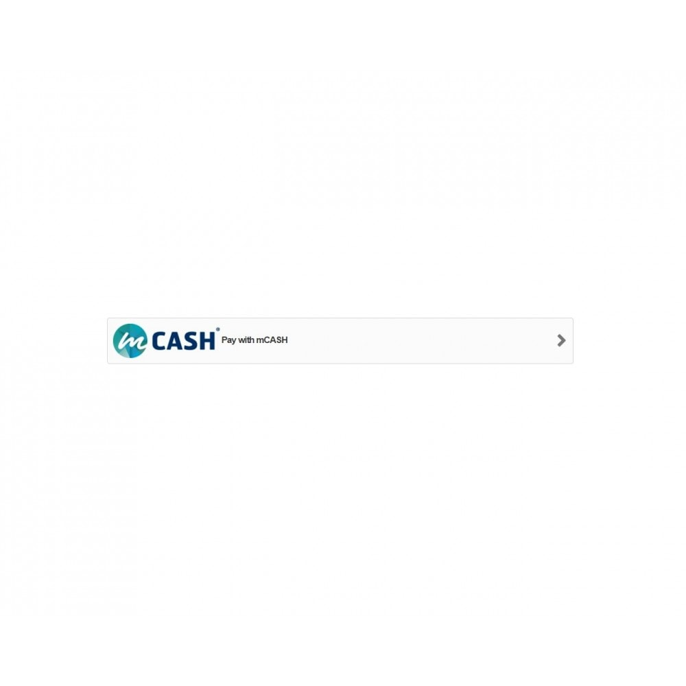 module - Other Payment Methods - mCASH mobile payment - 2