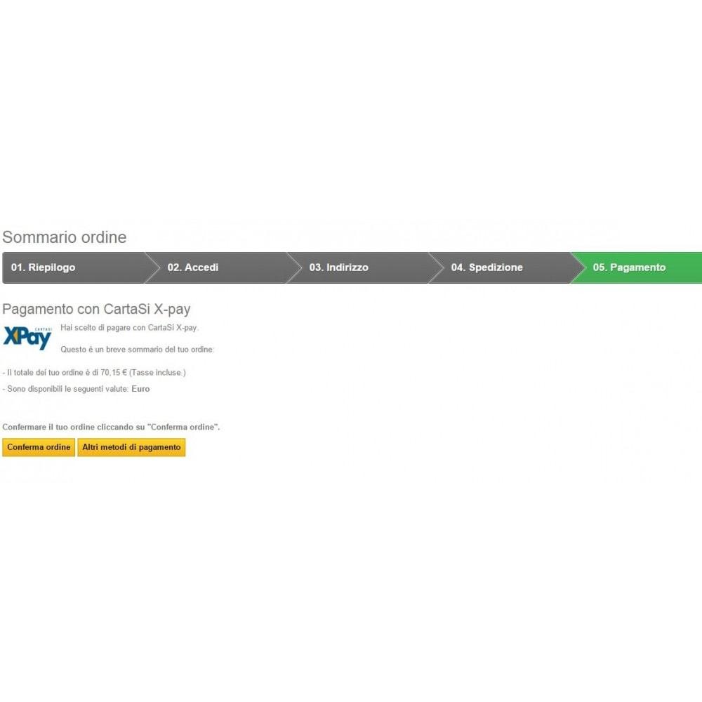 module - Pagamento con Carta di Credito o Wallet - Pos CartaSi Nexi X-Pay - QuiPago Keyclient - Avanzato - 3