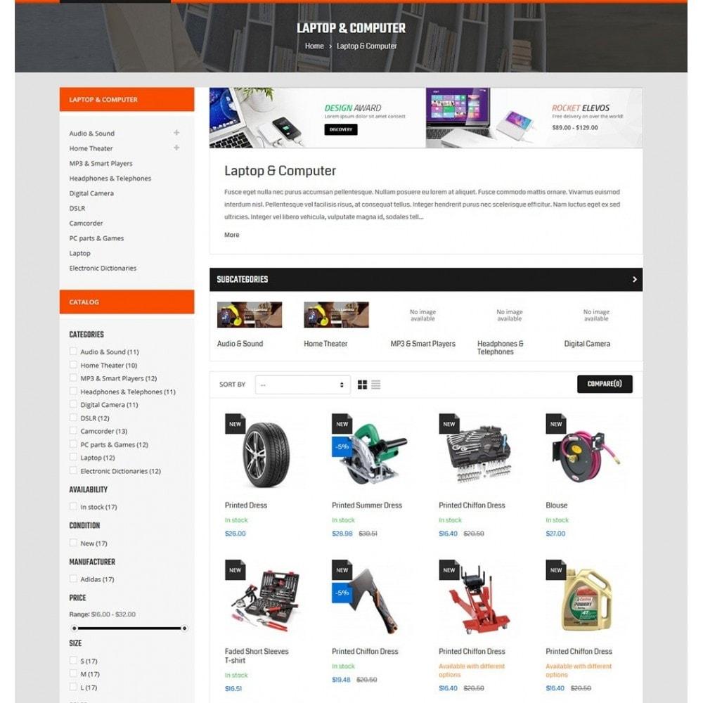 theme - Coches y Motos - Autofix - Tools Store - 4
