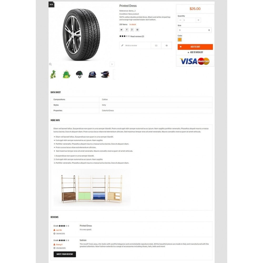 theme - Авто и Мото - Autofix - Tools Store - 5