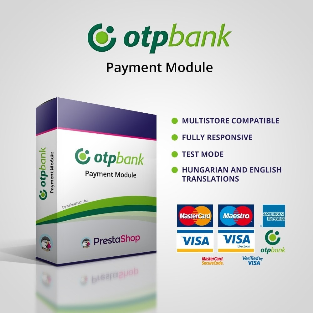 module - Payment by Card or Wallet - OTP Payment - 1