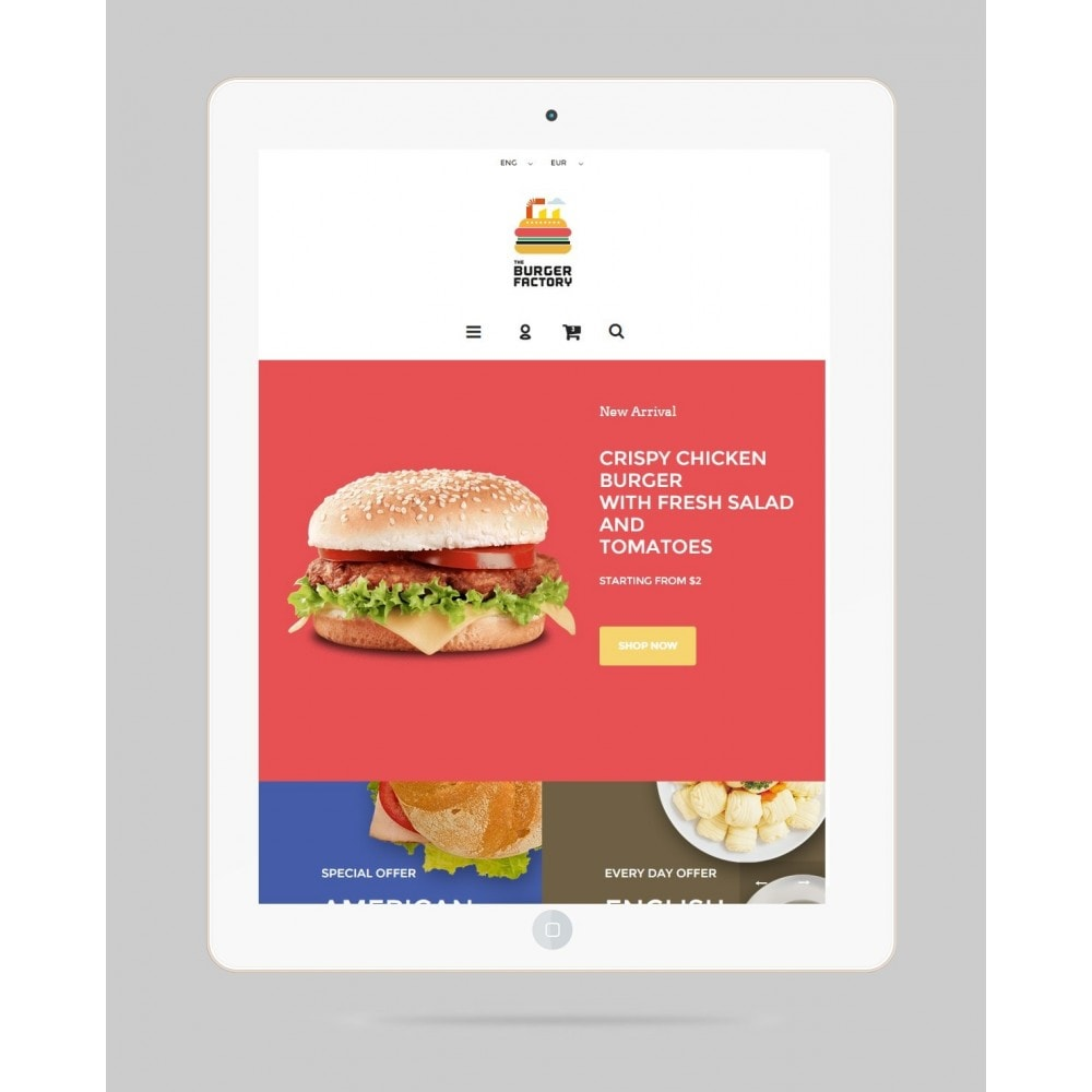 theme - Lebensmittel & Restaurants - Restaurant - 4