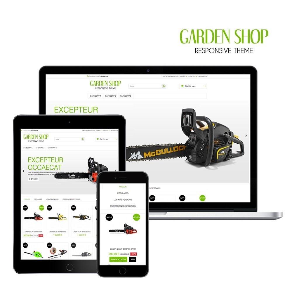theme - Hogar y Jardín - Garden Shop - 2