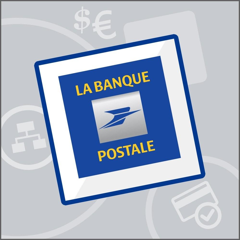 module - Płatność kartą lub Płatność Wallet - Banque Postale Atos 1.0 Sips Worldline Atos - 1