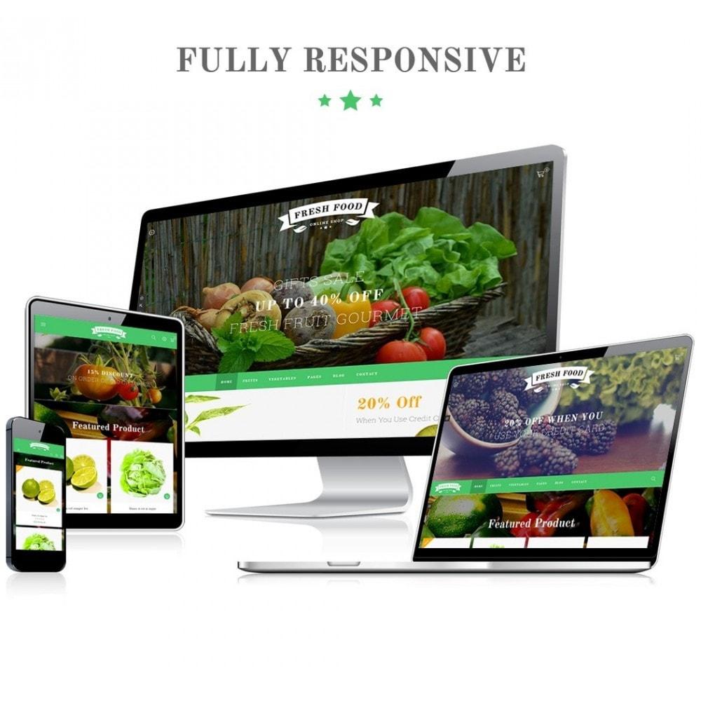 theme - Lebensmittel & Restaurants - JMS FreshFood - 1
