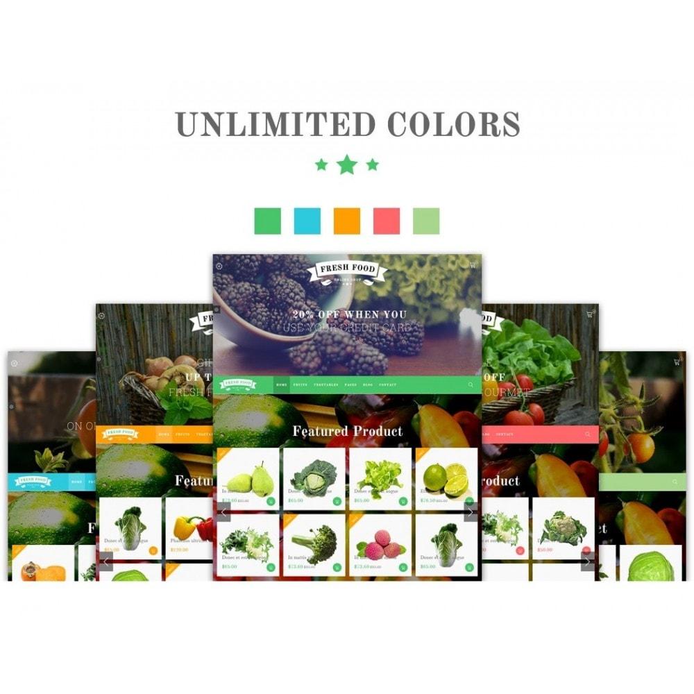 theme - Lebensmittel & Restaurants - JMS FreshFood - 2