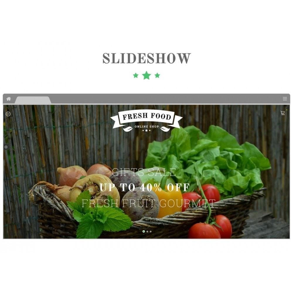 theme - Lebensmittel & Restaurants - JMS FreshFood - 3