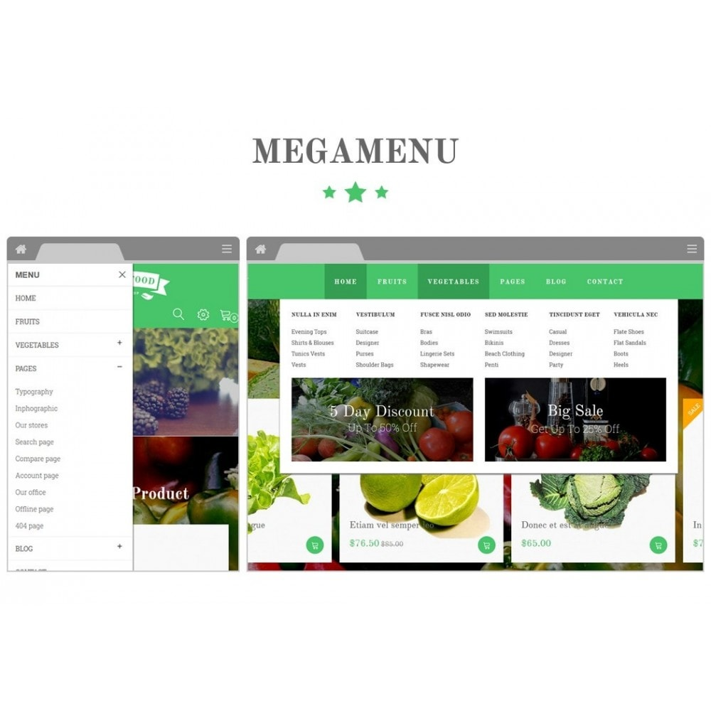 theme - Lebensmittel & Restaurants - JMS FreshFood - 7