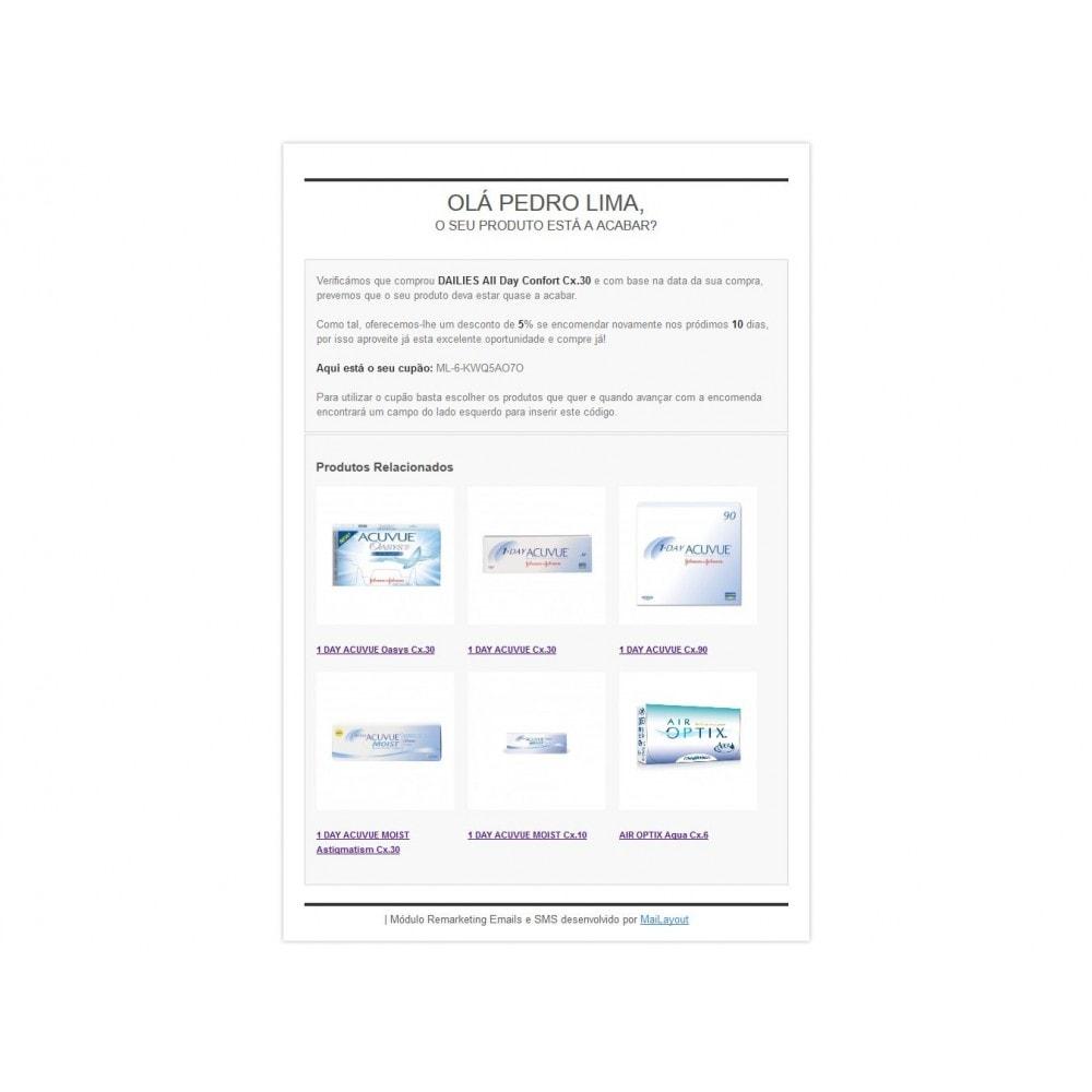 module - Remarketing & Compras abandonados - Remarketing Emails e SMS - 8