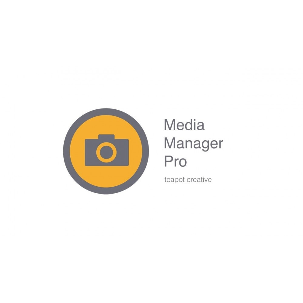 module - Outils d'administration - Media Manager Pro - 5