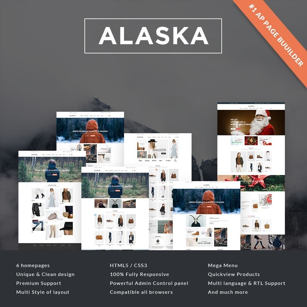 theme - Mode & Schuhe - Leo Alaska - 1
