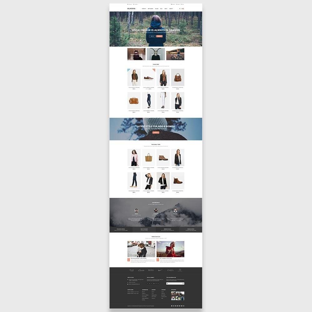 theme - Mode & Schuhe - Leo Alaska - 3