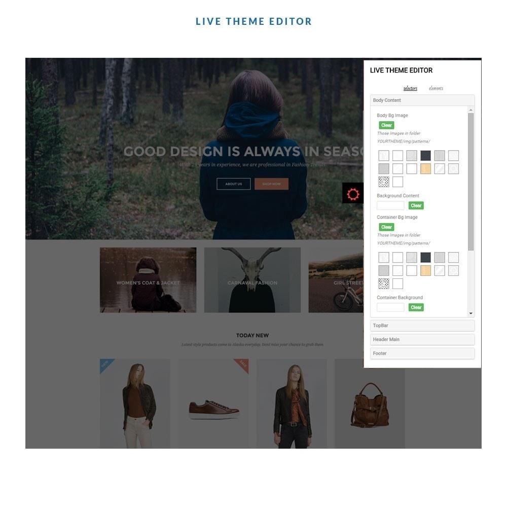 theme - Mode & Schuhe - Leo Alaska - 9