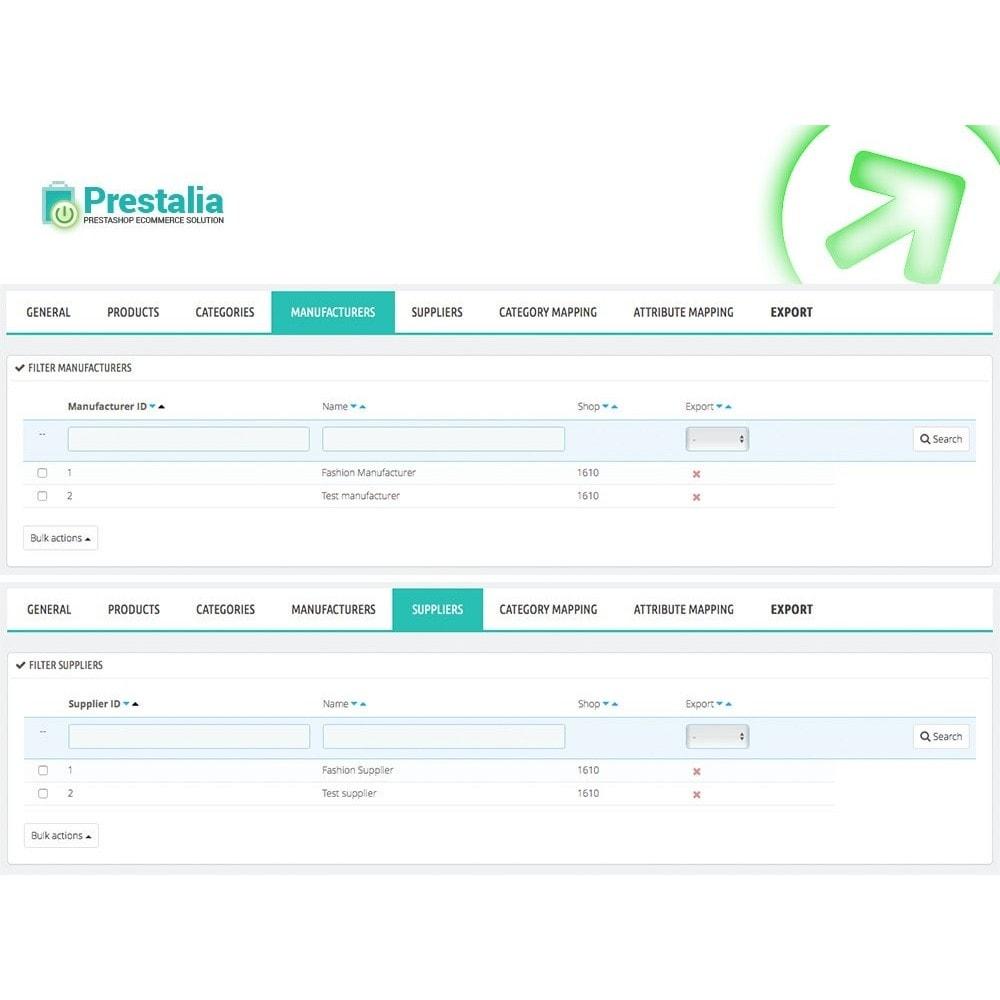 module - Comparatori di prezzi - Esporta per Topnegozi.it con filtri avanzati - 5