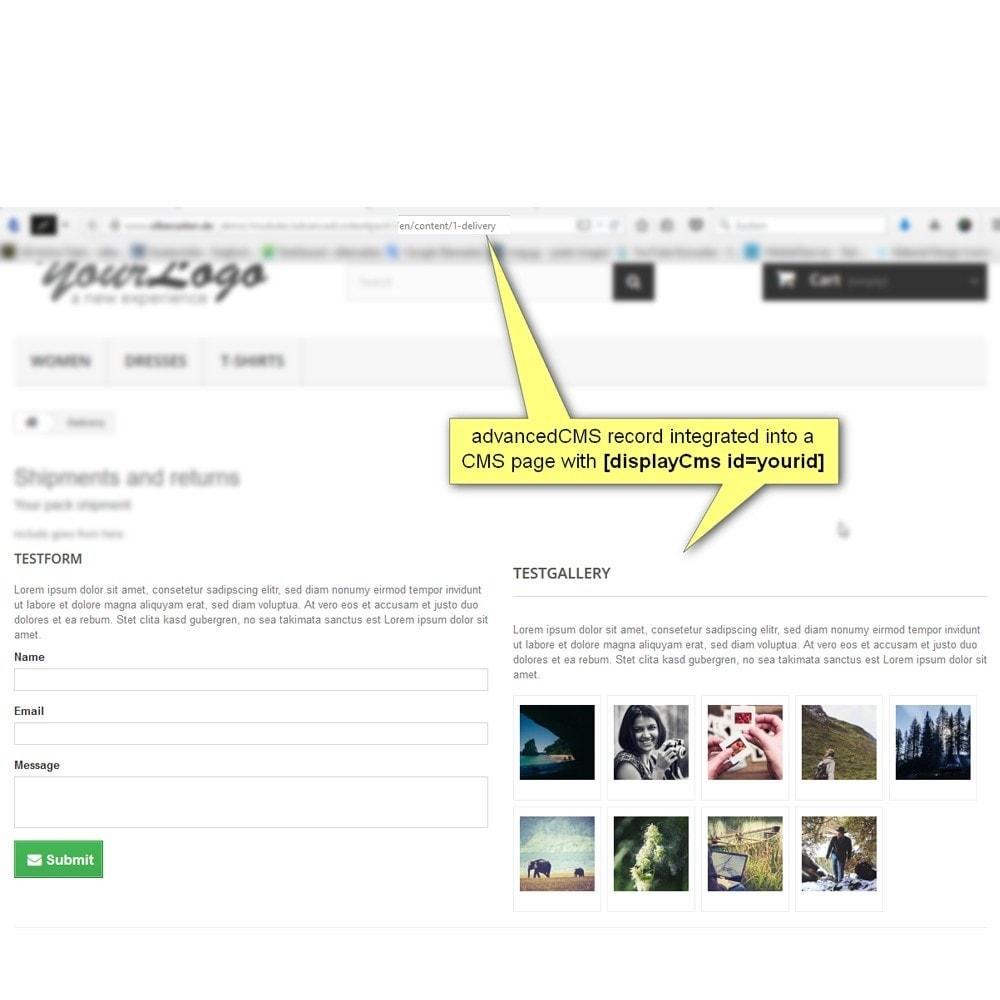 pack - Les offres du moment - Faites des économies ! - Advanced Content Pack One - 20