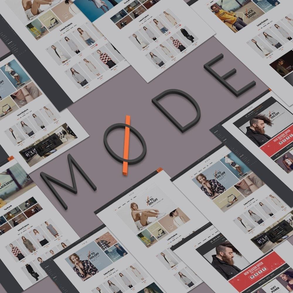 theme - Moda & Calzature - Leo Mode - 1