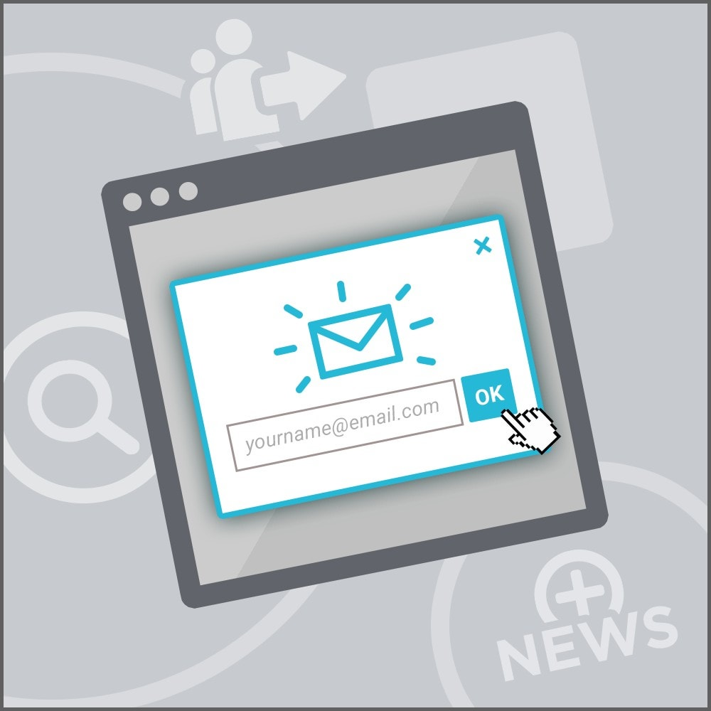 module - Pop-up - Popup Newsletter - 1