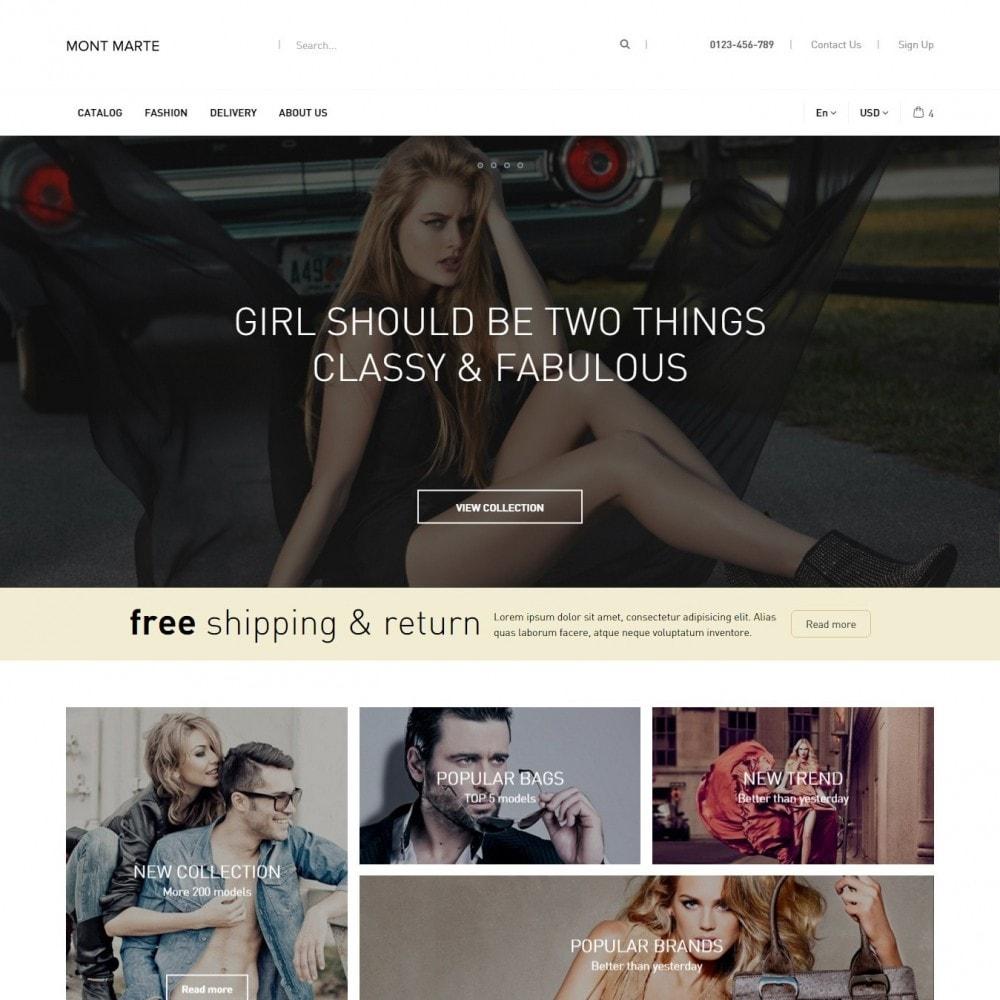 theme - Mode & Chaussures - Mont Marte Boutique de Vêtements - 2