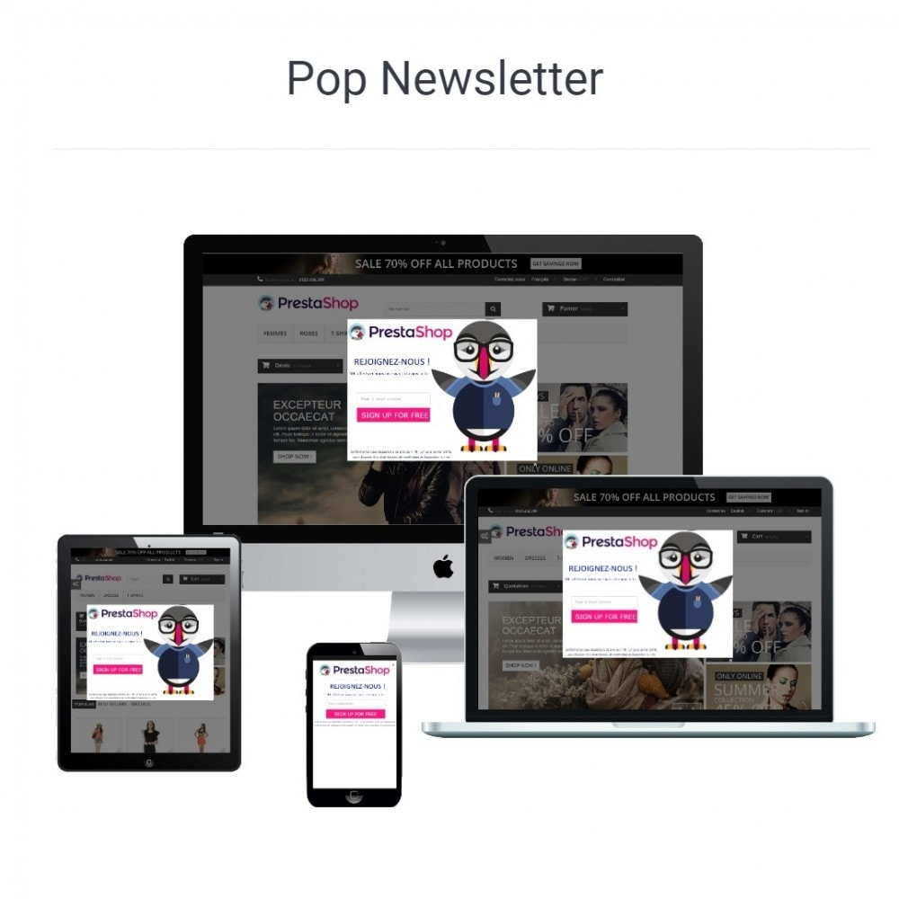 module - Pop-up - Popup Newsletter - 3