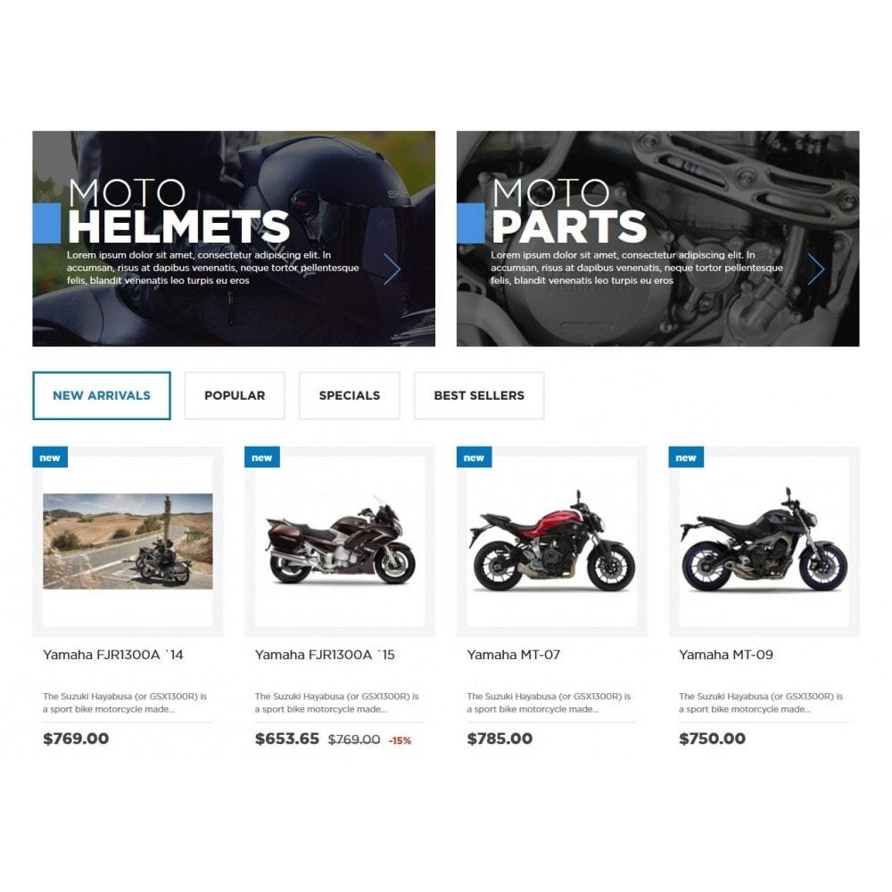 theme - Samochody - Moto and Bikes Online store - 4