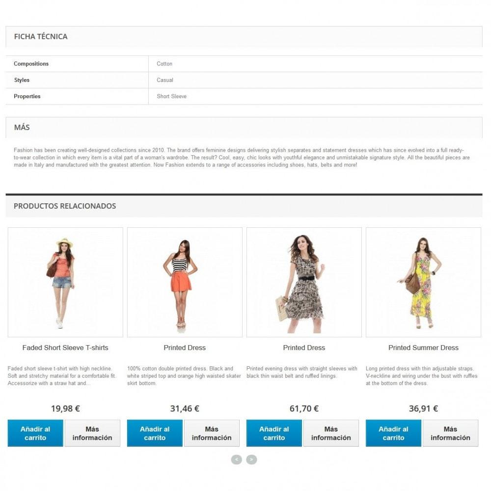 module - Ventas cruzadas y Packs de productos - Carousel de productos relacionados - 1