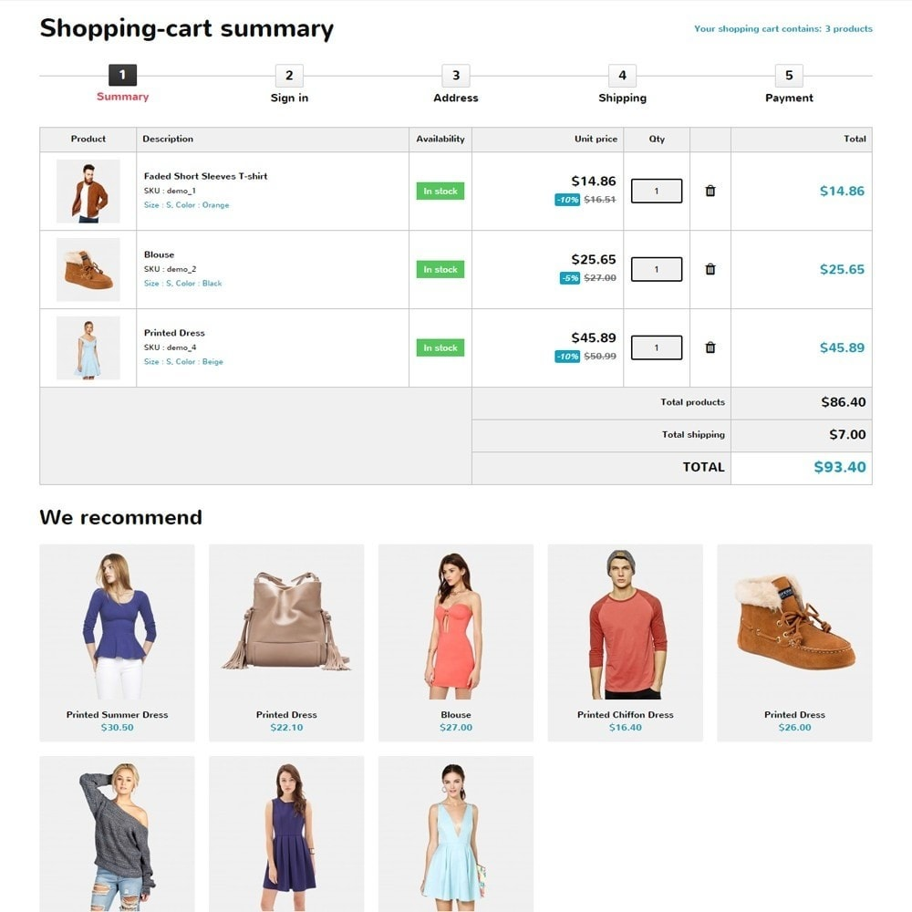 theme - Mode & Chaussures - Zro02 - Fashion Responsive & Flexible - 10