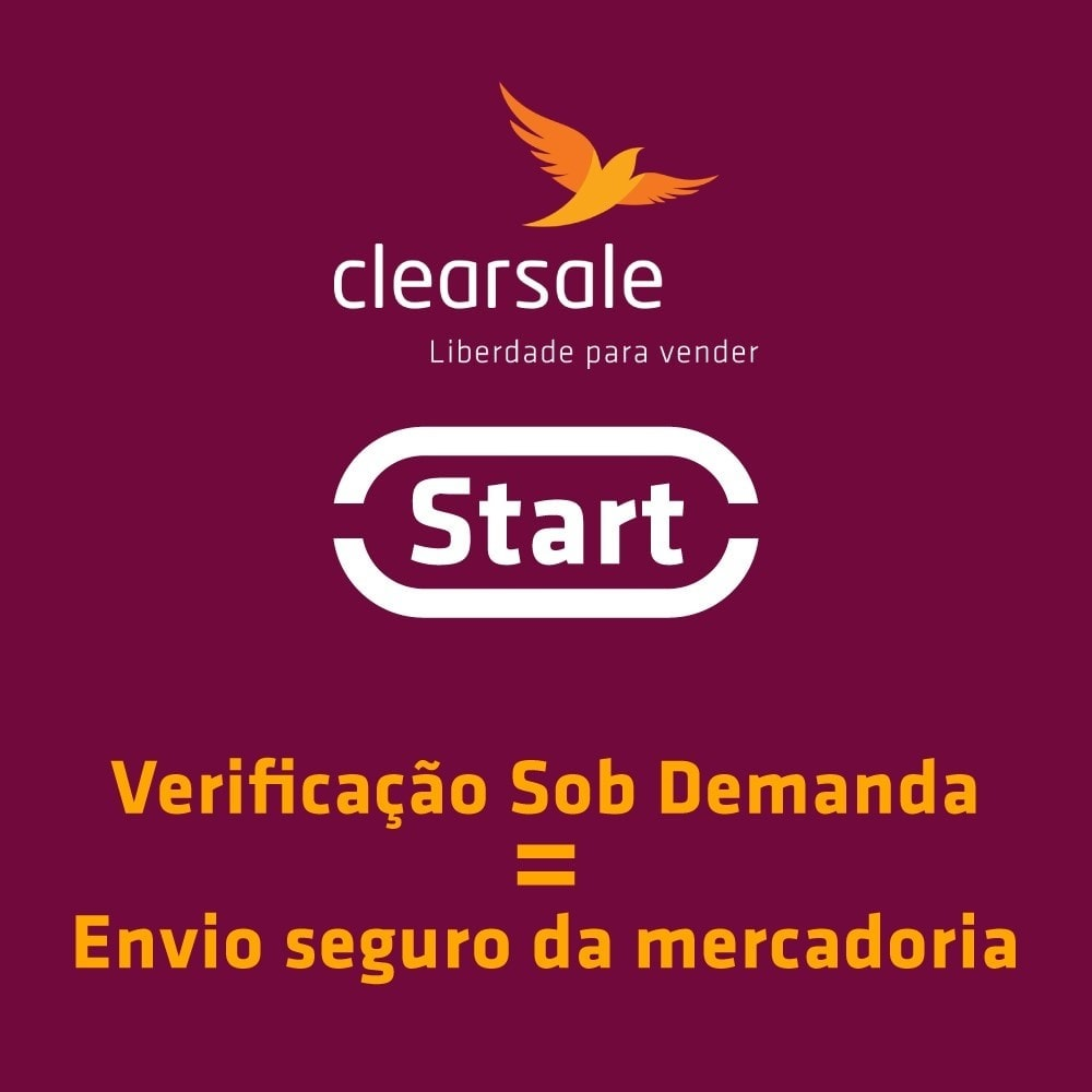 module - Security & Access - Anti-Fraud ClearSale Start - 1