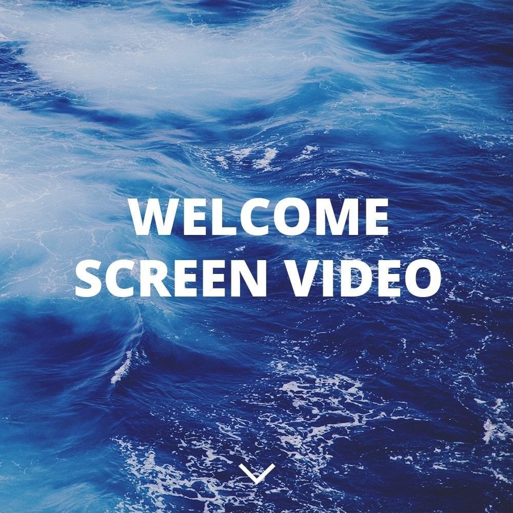 module - Vidéo & Musique - 01 Welcome Screen Video - 1