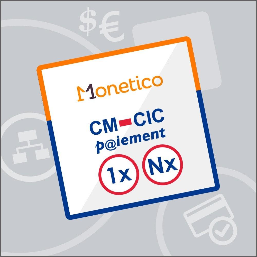 bundle - De aanbiedingen van dit moment: bespaar geld! - CM-CIC / Monetico Payment in several instalments [1x Nx] (Pack) - 1