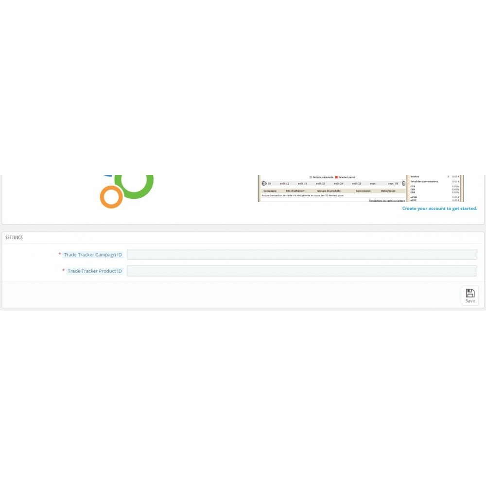 module - Статистика и анализ - TradeTracker Conversions - 2