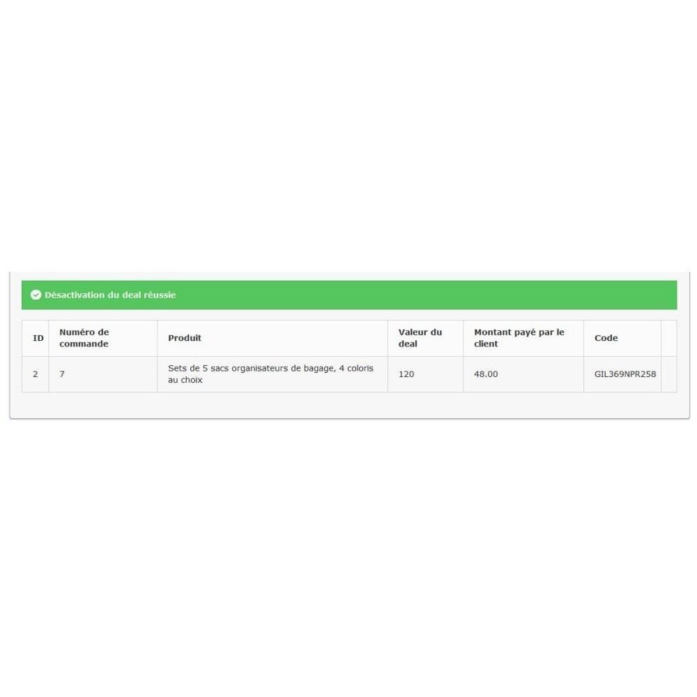 module - Ventes Flash & Ventes Privées - PresyDeal - 7