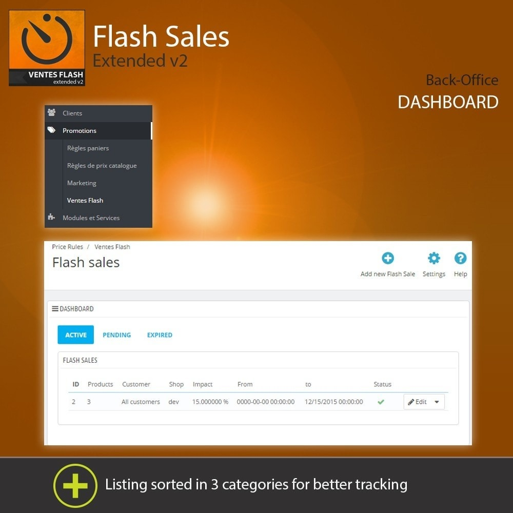 module - Flash & Private Sales - Flash Sales - Extended - 1