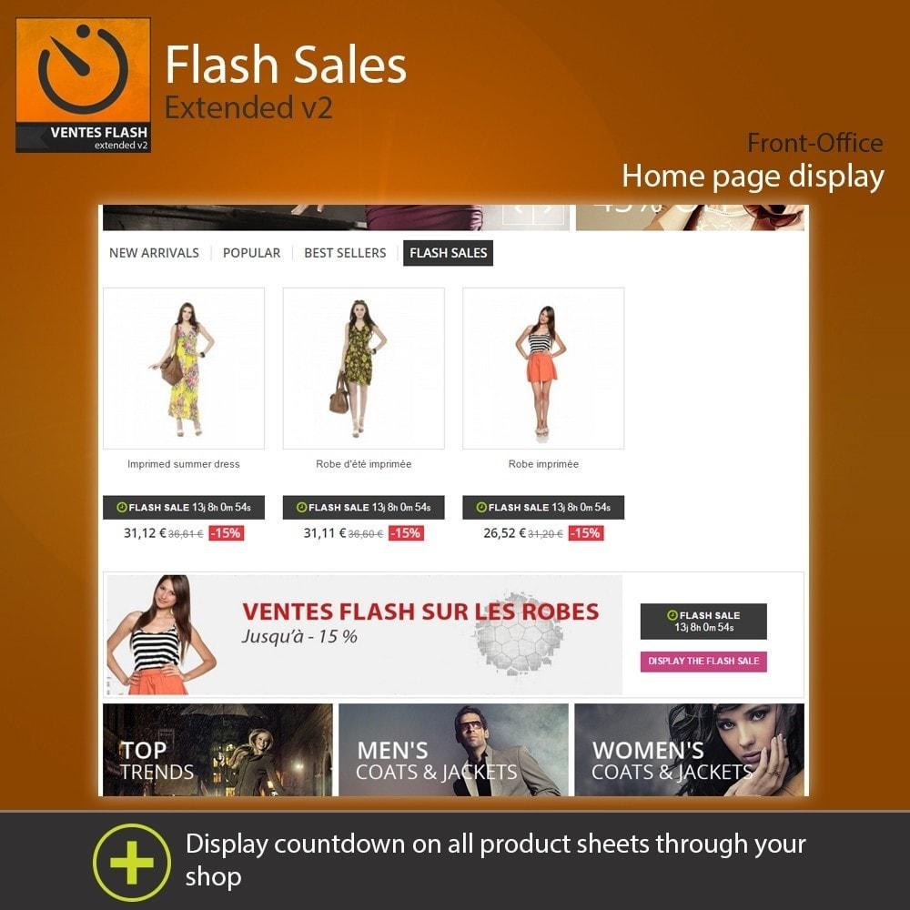 module - Закрытых и рекламных распродаж - Flash Sales - Extended - 7