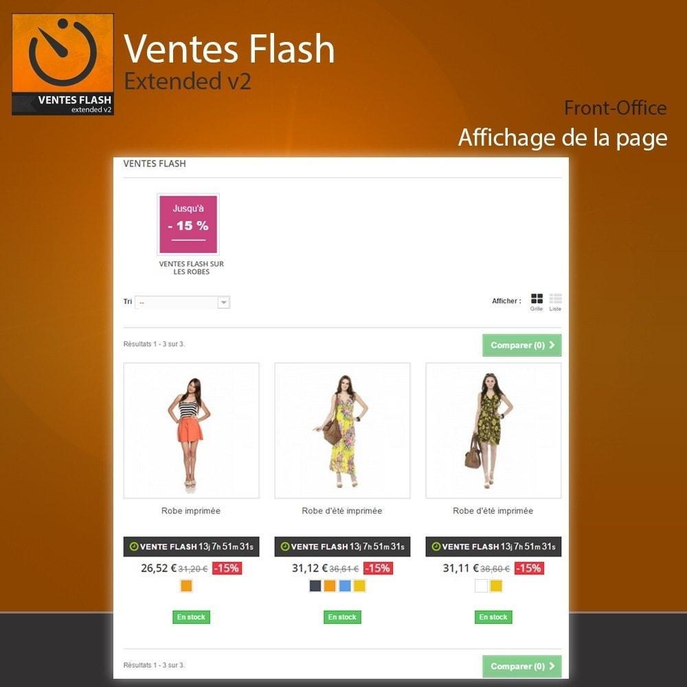 module - Ventes Flash & Ventes Privées - Ventes Flash - Etendu - 7