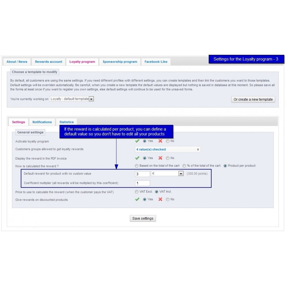module - Fidelização & Apadrinhamento - All-in-one Rewards: Fidelidade, patrocínio, afiliação - 26