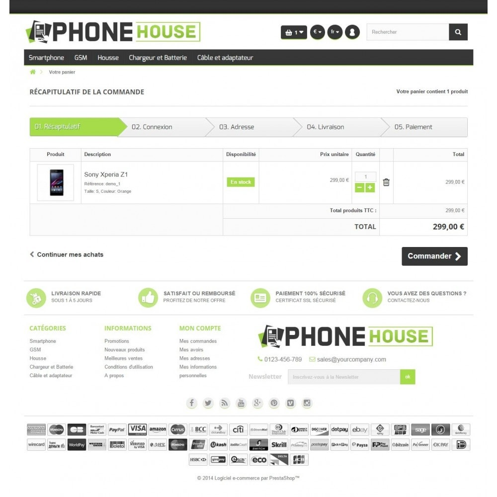 theme - Электроника и компьютеры - Phone House - 4