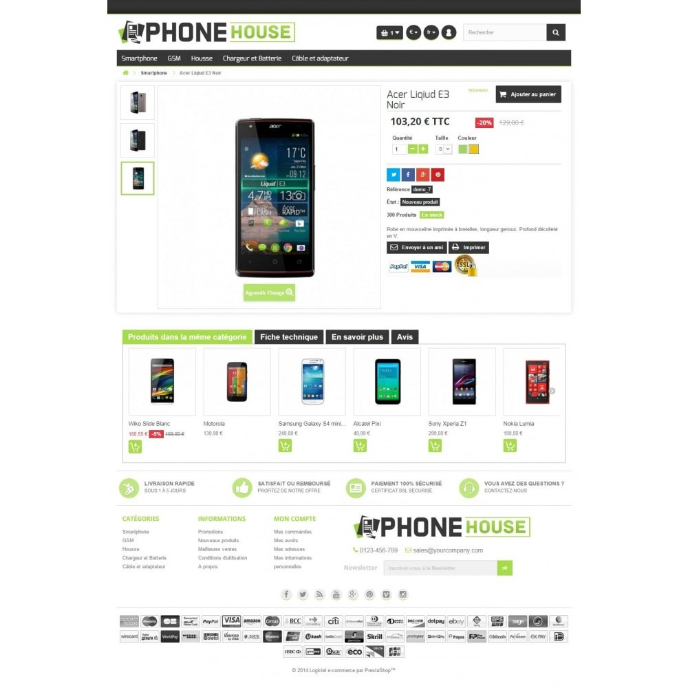 theme - Elettronica & High Tech - Phone House - 5