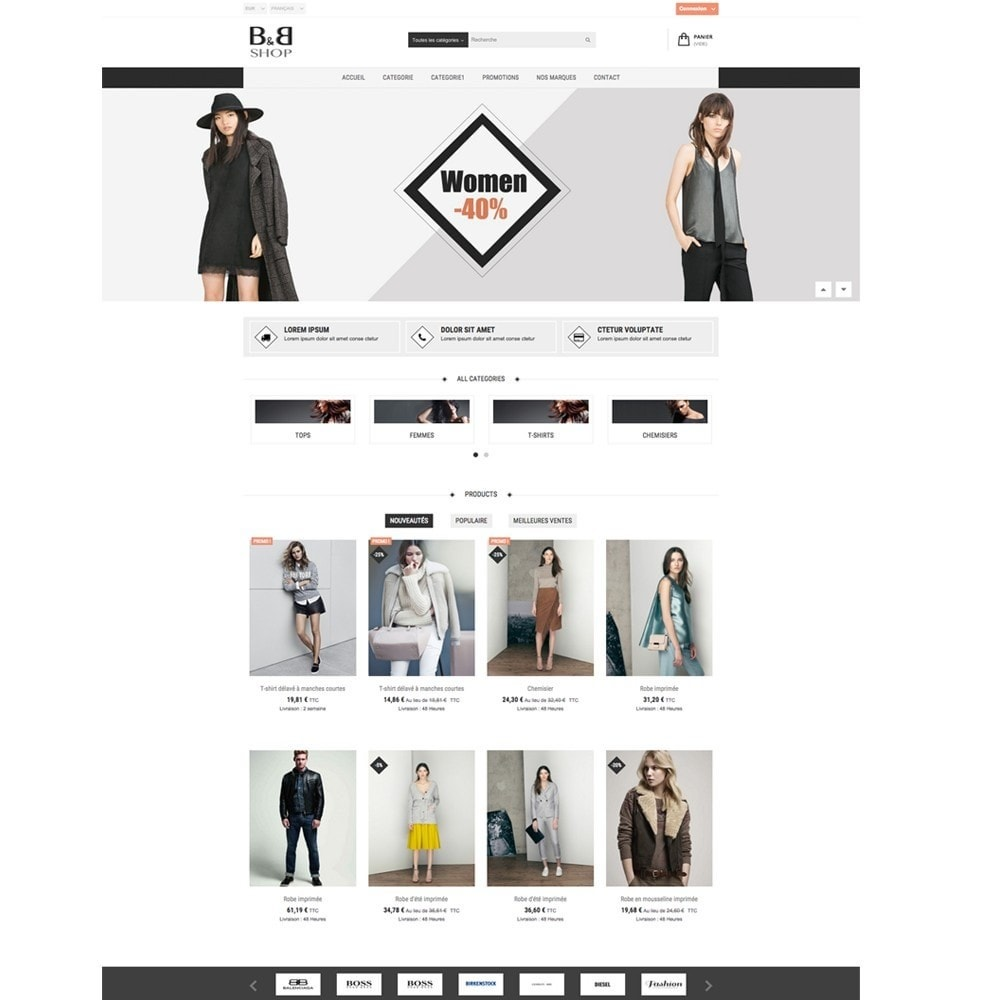 theme - Mode & Schoenen - B&B SHOP - 2