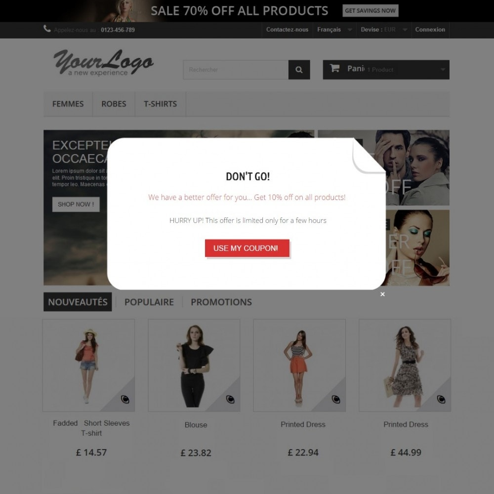 module - Pop-up - Pop Exit – Retargeting von Popups auf der Website - 4
