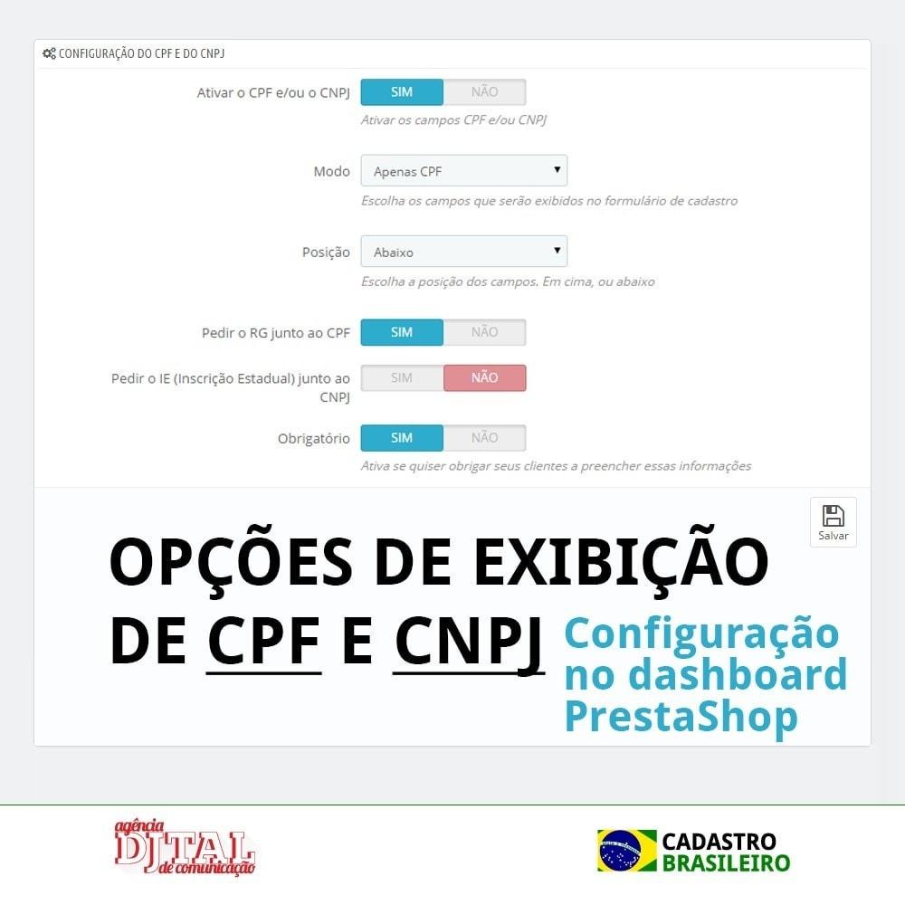 module - Registration & Ordering Process - Brazilian Registration - 4